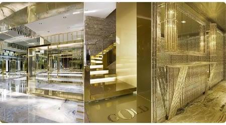 Dolce & Gabbana Gold Restaurant: Love It Or Hate?