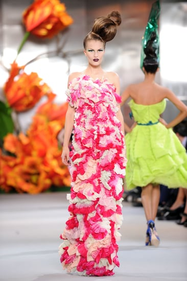 Photos of Christian Dior Couture Show Autumn Winter 2010 in Paris