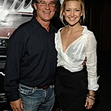 Kate Hudson and Kurt Russell Pictures
