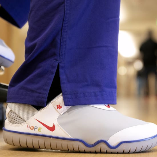 Nike Is Donating Sneakers to Healthcare Workers