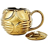 Harry Potter Golden Snitch Coffee Mug