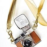 DIY Glam Camera Strap