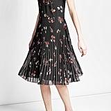 RED Valentino Printed Midi Dress