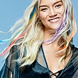 Rainbow Hair Extension Set