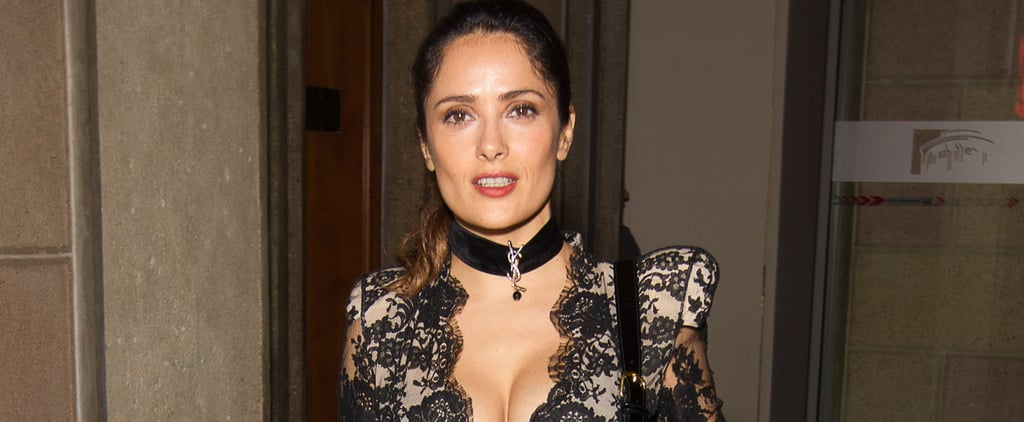 20 Dresses That Confirm Salma Hayek's Forever Sexy Status