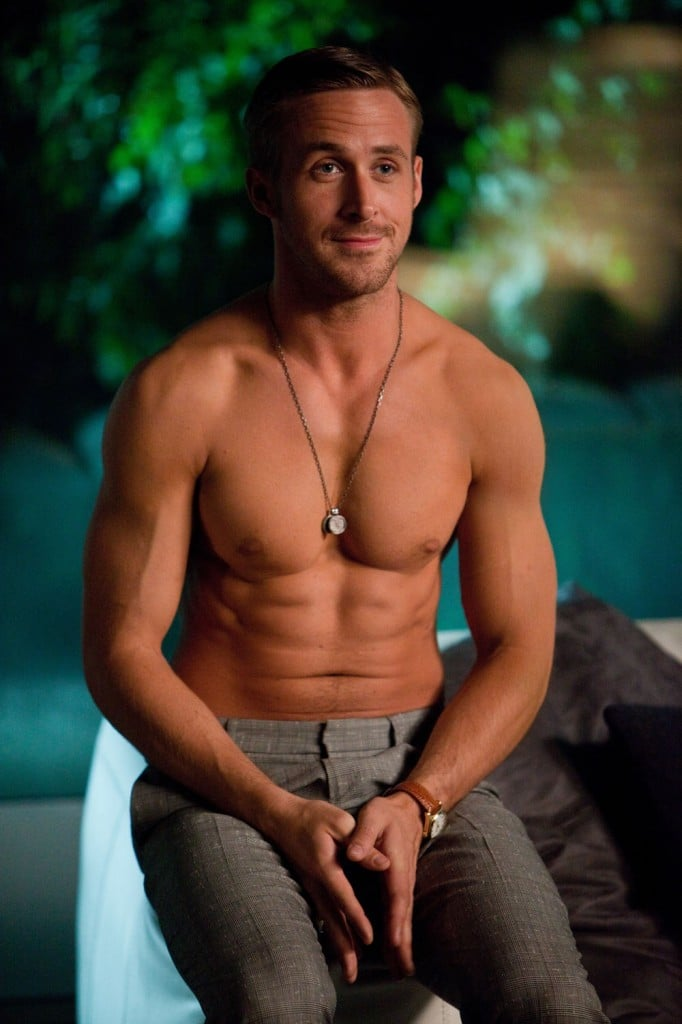 The years have treated Ryan well. He showed off his insane body in 2011's Crazy, Stupid, Love.