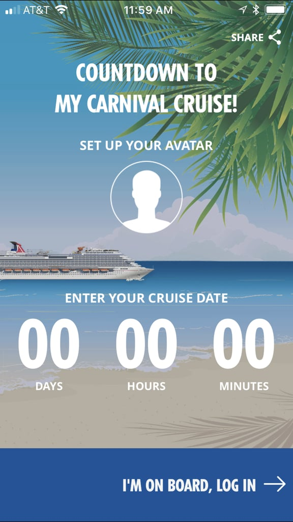 carnival cruise dating appdating optimization problem