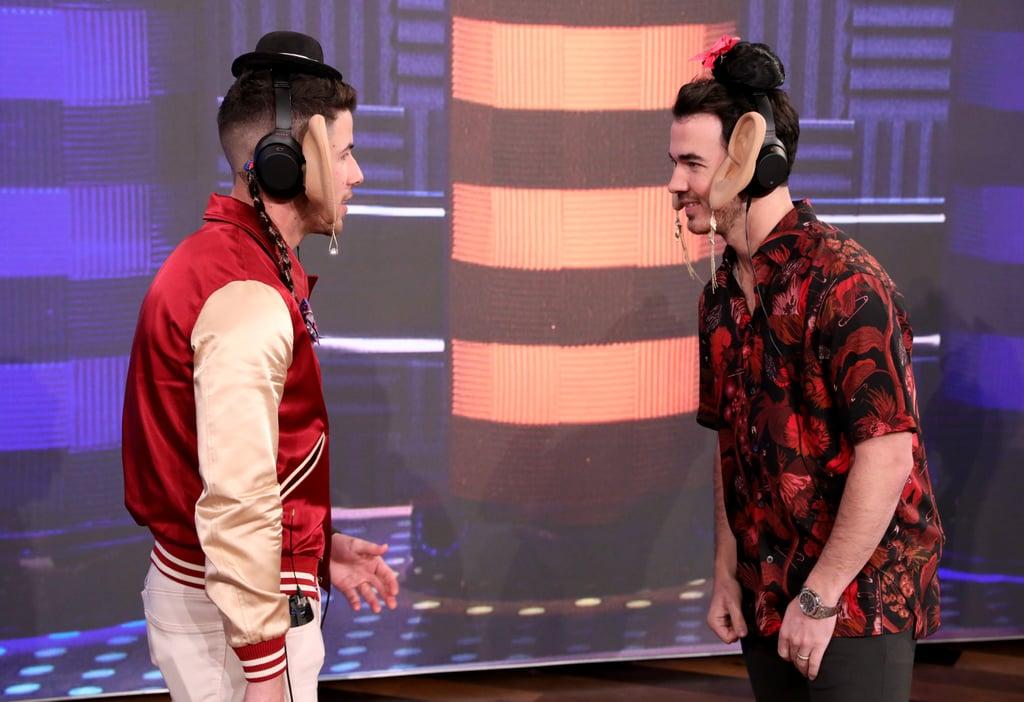 Jonas Brothers Talk About Kardashian TikTok on Ellen Show