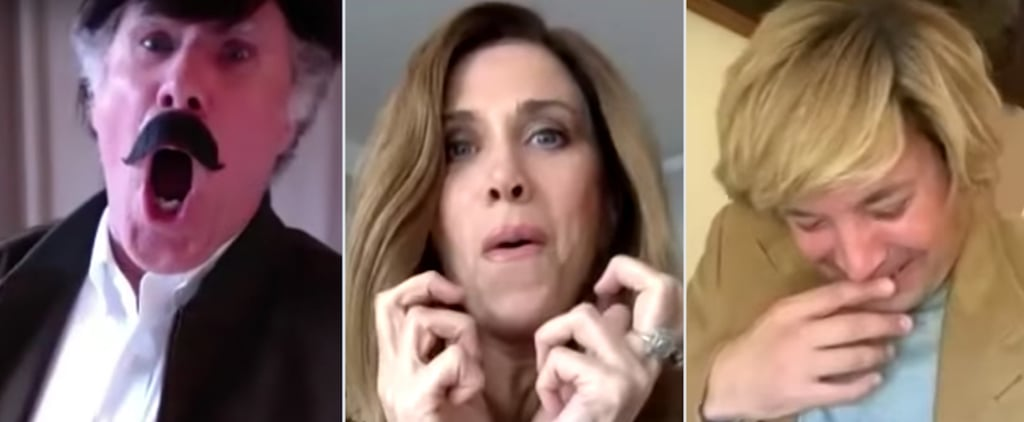 Jimmy Fallon, Kristen Wiig, and Will Ferrell Soap Opera Skit