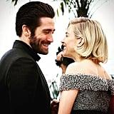 Jack Gyllenhaal and Sienna Miller