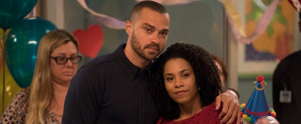 Grey's Anatomy Couples in Season 15