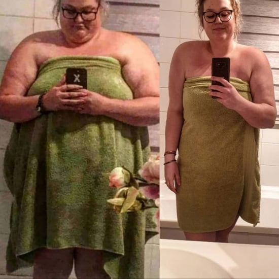 Weight-Loss Transformation Binge Eating and Bulimia Recovery