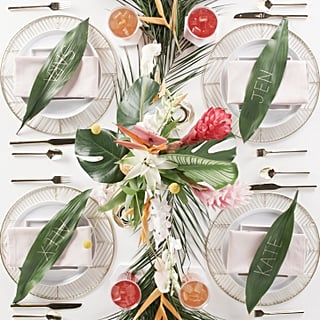 Tips For Throwing a Tropical Dinner Party