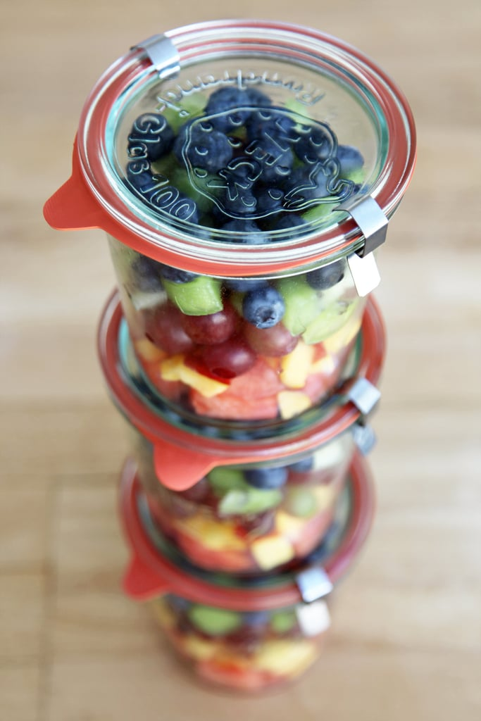 Storing Cooked Food In Mason Jars