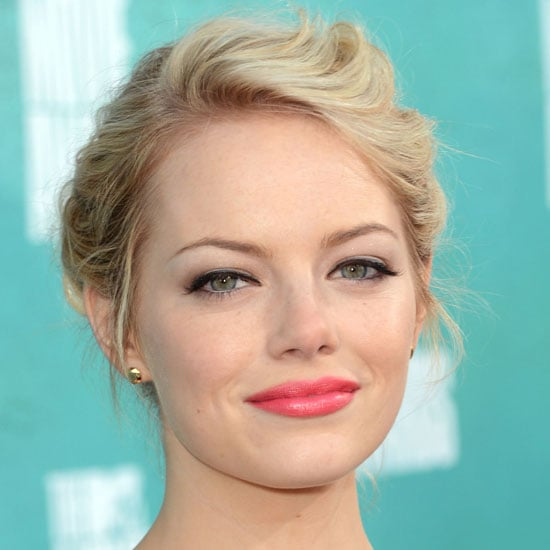 Emma Stone at the 2012 MTV Movie Awards