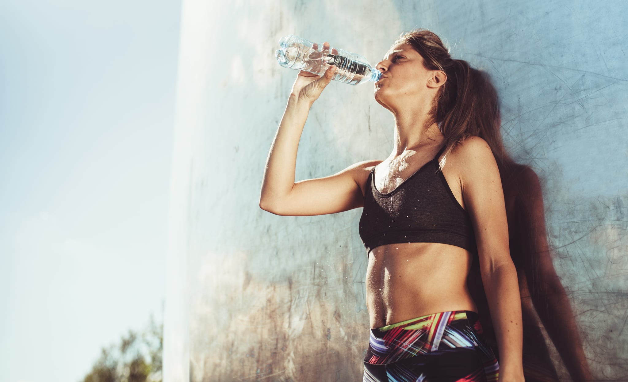 how much water do you need for long runs
