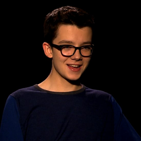 Asa Butterfield Interview For Ender's Game