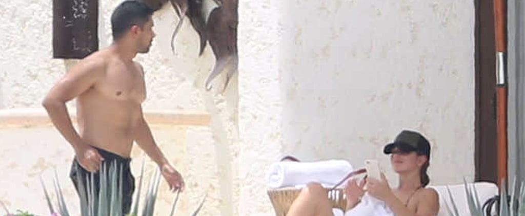 Minka Kelly and Wilmer Valderrama Seemingly Confirm Their Romance With a Trip to Mexico