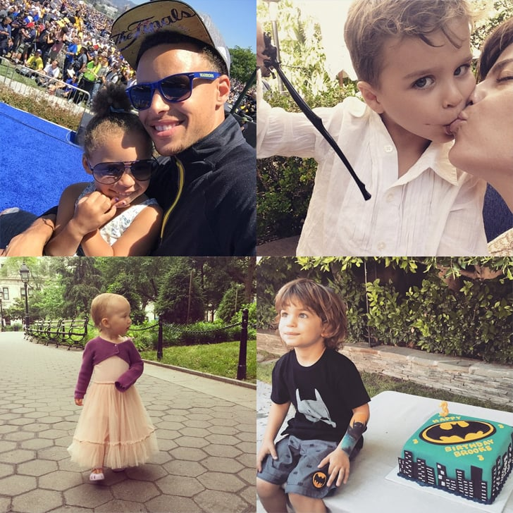 Celebrity Family Pictures Week of June 20, 2015
