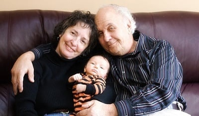 Second Time Around: When Grandparents Raise Grandchildren