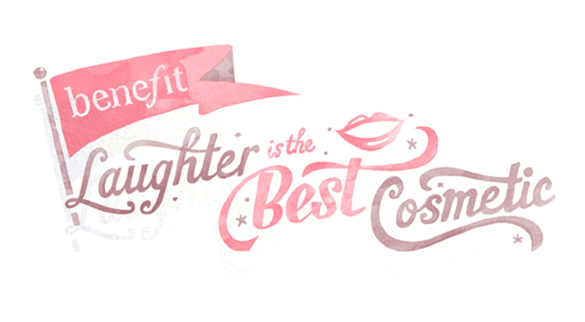 Benefit Cosmetics Company History | POPSUGAR Beauty Benefit Cosmetics Logo