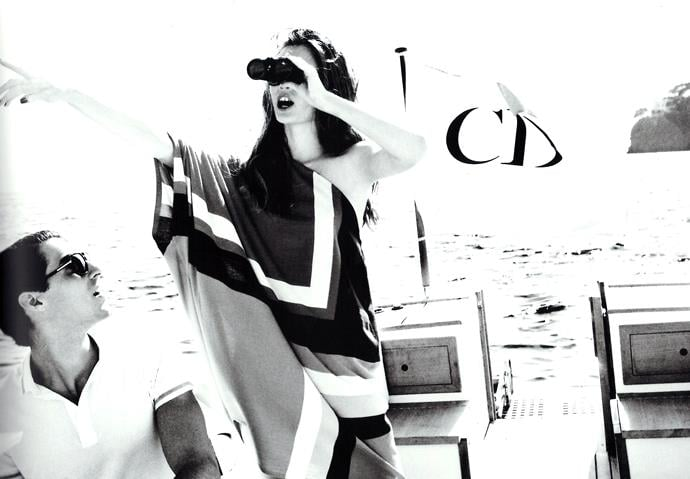 Christian Dior Resort 2012 Campaign