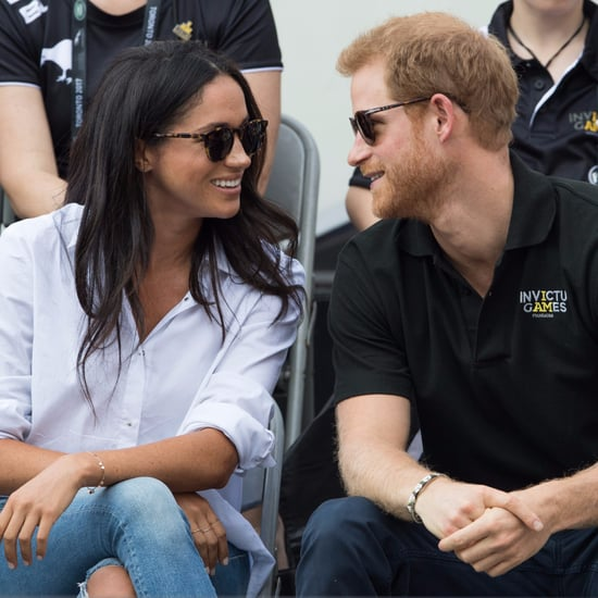 Prince Harry and Meghan Markle Engaged November 2017