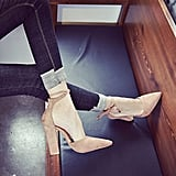 Huiyuzhi Pointed-Toe Heels