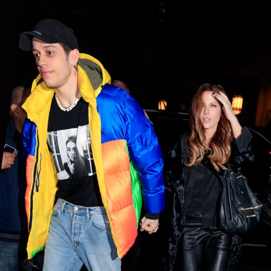 Pete Davidson and Kate Beckinsale Holding Hands March 2019