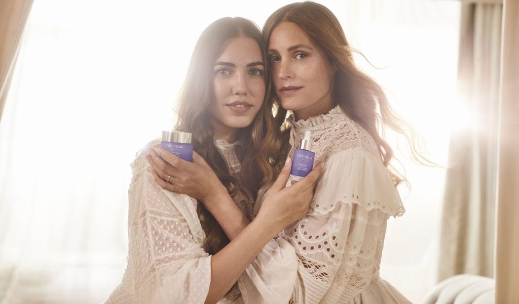 Olivanna Skin Care Campaign Stars Yasmin and Amber Le Bon