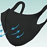 Comfortable Breathable Washable Face Mask