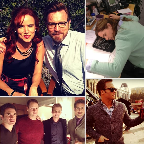 Celebrity Twitter Pictures Roundup | Nov. 29, 2012
