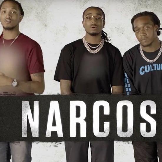 Migos Reading Narcos Mexico Scene Video