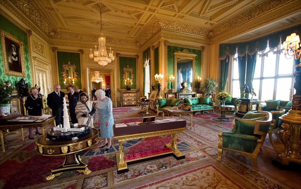 Turn Your Home Into a Castle By Shopping Exactly Where the Queen of England Does