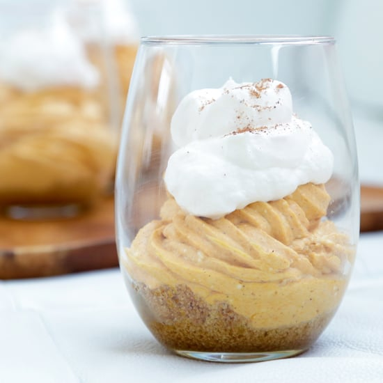 No-Bake Pumpkin Cheesecake Cups
