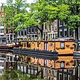 But hey, if you're looking for a truly original Amsterdam experience and want to sleep on the water, I get it. This website offers a ton of houseboats to rent, ranging for all budgets.