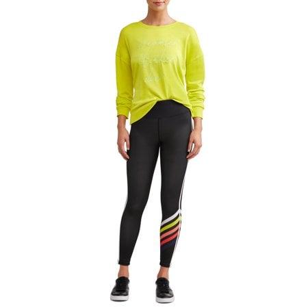 Ellen DeGeneres Graphic Stripe Women's Legging