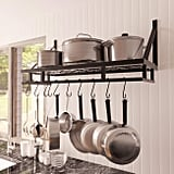 Kes Kitchen Pan Pot Rack