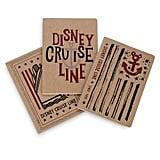 Disney Cruise Line Notebook Set ($20)