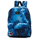 Disney x Vans Old Skool Backpack in Mickey Mouse Fantasia Tie Dye