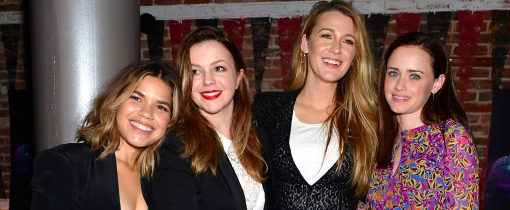 Sisterhood of the Traveling Pants Reunion Pictures