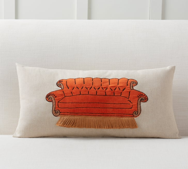 Pottery Barn Friends Central Perk Sofa Pillow Pottery