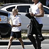 Ryan Phillippe and Ava