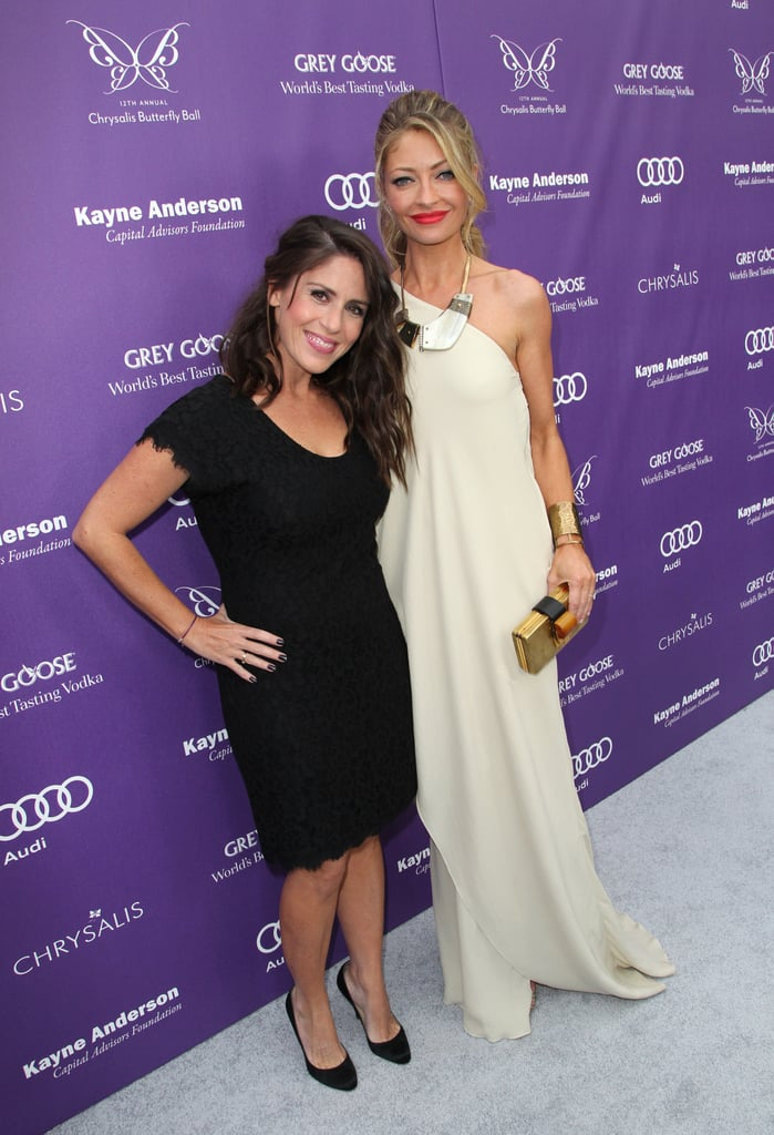 Celebrity Pictures at 2013 Chrysalis Butterfly Ball