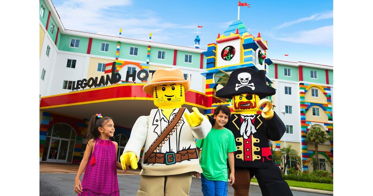 Legoland Hotel Exterior   Legoland New York Pictures ...