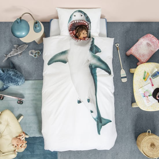 Snurk Shark Bedding