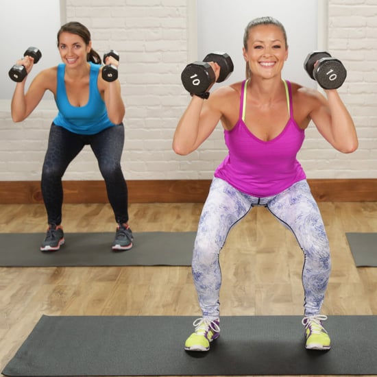 300-Calorie Strength-Training Workout
