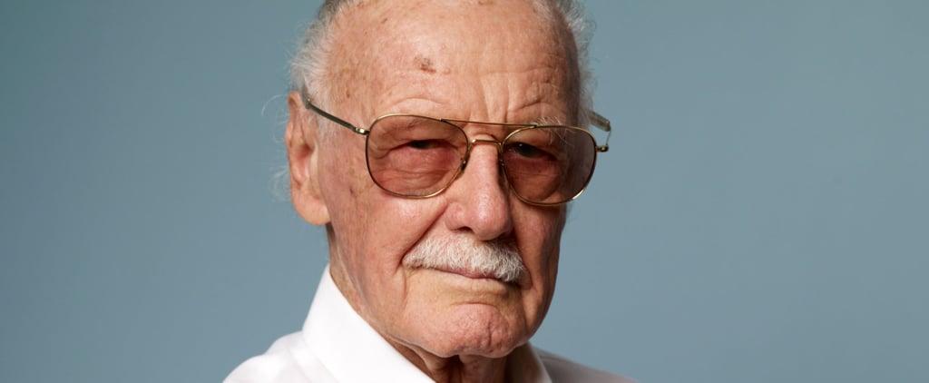 Stan Lee Dead
