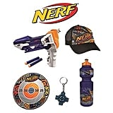 Nerf Showbag ($25) Includes:  Nerf gun  Target  Trucker cap