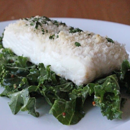 Healthy Panko Fish Recipe